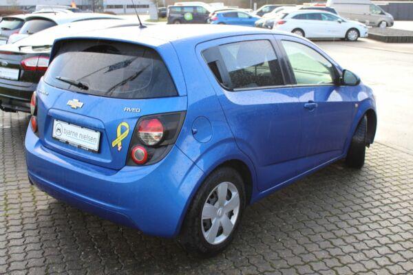 Chevrolet Aveo 1,2 LT ECO - billede 1