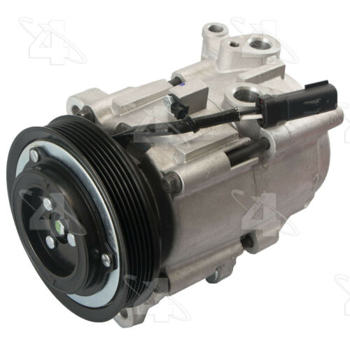 Four Seasons 68184 New Compressor And Clutch