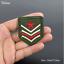 Patch-Toppa-Esercito-Militare-Military-AirBorne-AirForce-Ricamata-Termoadesiva Indexbild 21