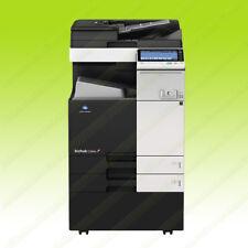Konica Minolta Bizhub C284 Color Laser Printer Scan Copier Duplex 28ppm A3 Mfp