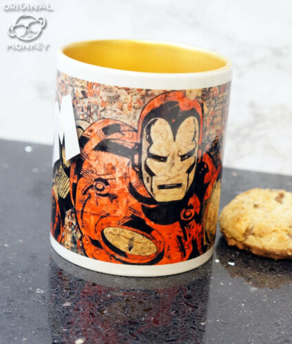 PERSONALISED GIFT MUG IRON MAN MUG PERSONALISED MUG COFFEE CUP