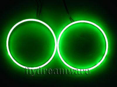 COB 2X  Red 120mm Angel Eyes 144led COB  SMD LED Bright Halo Ring Light G083