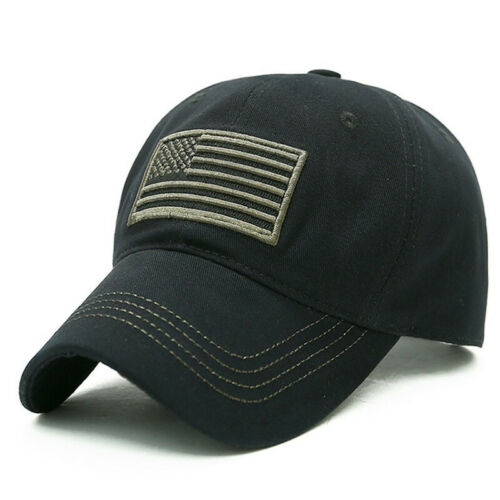 Mens Baseball Cap Adjustable Trucker Funky Sports Casual Gym Hip hop Hat Unisex
