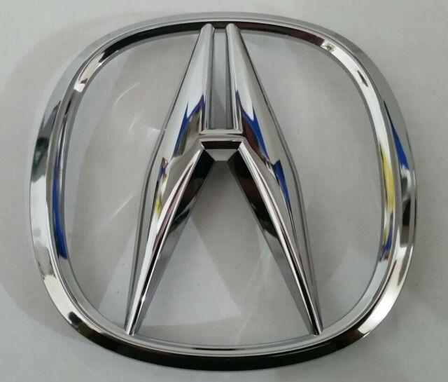 2015-2017 Honda / Acura TLX 75700 Grille Emblem, A-Mark