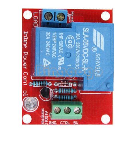 5V 30A Avr Pic Dsp Arm Sla-05Vdc-Sl-A For Arduino 1 High Power Relay Module Neu