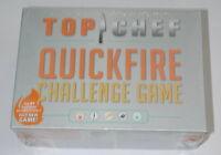 Top Chef Quickfire Challenge Game 2009 Bravo Media Sealed R12378