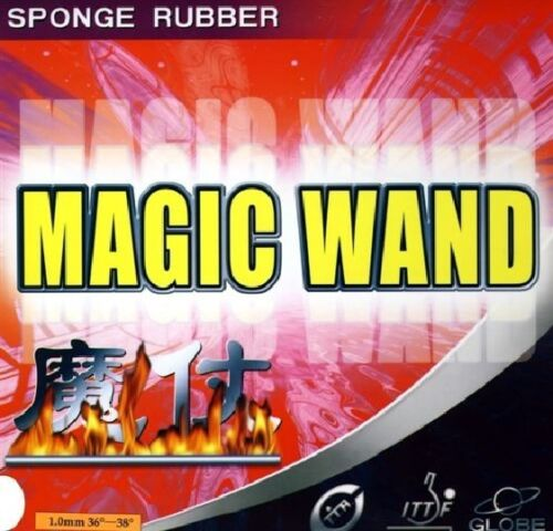 GLOBE MAGIC WAND TABLE TENNIS RUBBER ONLY 9.99