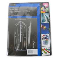 Dress Bag - Garment Suit Cover Protector Strage Storage Travel Zip Bag Clothes