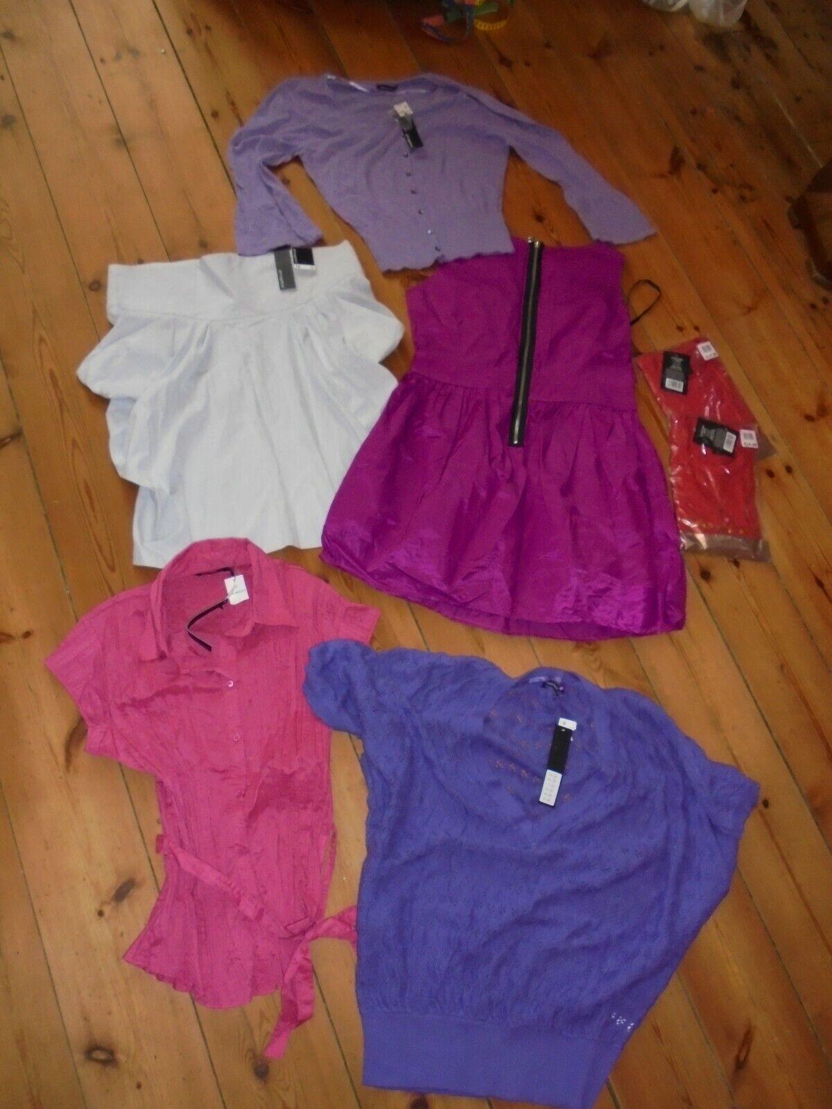 Plussize 46 Set Primark Ann Summers Kleid Rock Shirt X-Mas Strickjacke Bluse NEU