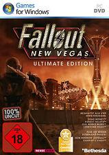 Fallout New Vegas-Ultimate Edition per PC | 100% UNCUT | merce nuova | tedesco!