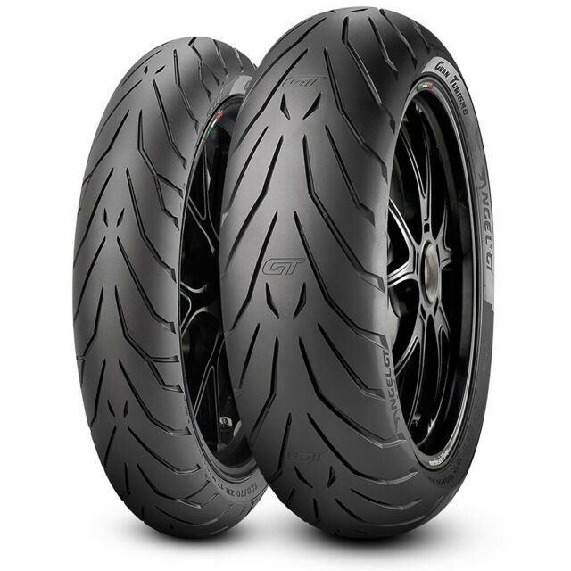 Pirelli 120/70ZR 17 58W Angel GT Tubeless Front Motorcycle Tyre 120/70x17