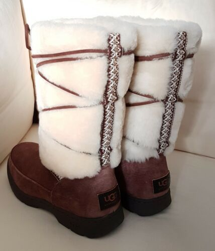 Chocolate Original Brown Braun Stivali 38 Maxie Waterproof Us 7 Ugg Gr xwCAFt