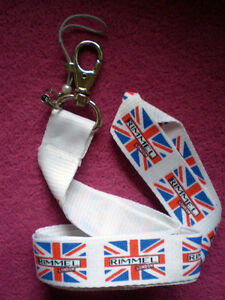 Schluessel-Handyband-von-RIMMEL-LONDON-mit-Royal-UNION-JACK-Fahne-GB-Neu