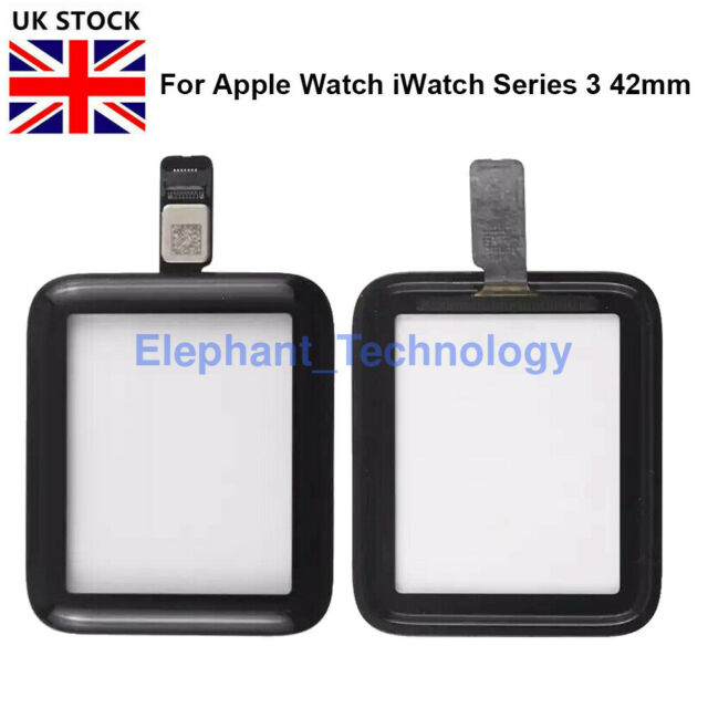 GB For Apple Watch iWatch Series 3 42mm Replace Front Touch Screen Panel