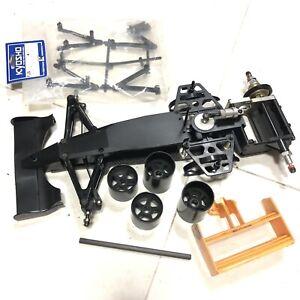 Used-Hop-Upped-1-10-RC-Kyosho-F1-Chassis-Set-B192-FW14-Jordan-192-FREE-SHIPPING
