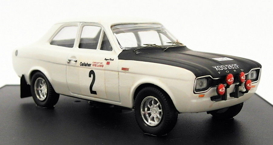 Trofeu 1 43 Scale 505 - Ford Escort 1600 TC 1st Victory Ireland 1968