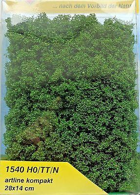 (216,58 €/m²) 1540 Heki Artline Compatto, (foliage) Fondi Verde, 28 X 14 Cm, Nuovo-mostra Il Titolo Originale Ulteriori Sorprese