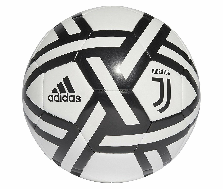 Balle Juventus officiel 2019 size 5 du football Adidas cuir 2018 2019