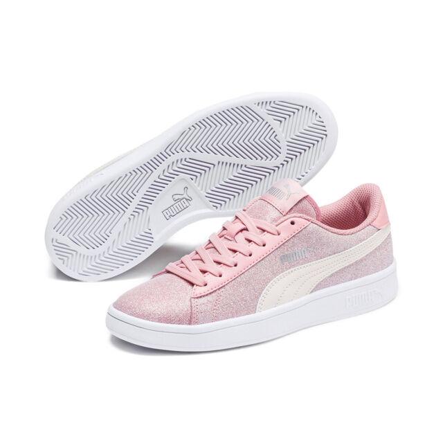 chaussure rose puma