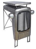 Sale Esschert's Design Rustic Vintage Tractor Bar Table In/outdoor Grey