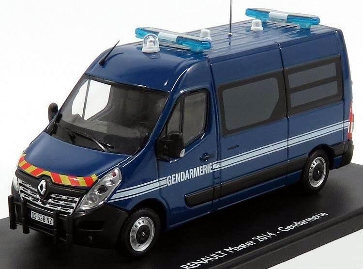 Renault Master Police 2014 Eligor 1 43