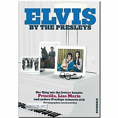 Elvis by the Presleys der King wie ihn keiner kannte BIOGRAPHIE BILDBAND D. Ritz