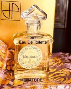 MITSOUKO-Perfume-by-GUERLAIN-Paris-EDT-MINI-5ml-VINTAGE-MINIATURE-New-Full