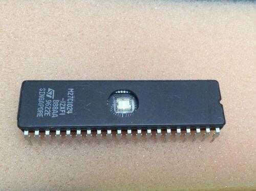 1 pc M27C1024-12XFI   27C1024-12  ST  1-Mbit  UV-EPROM  CDIP32  #BP