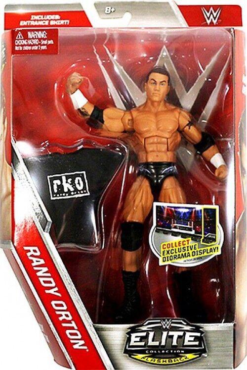 WWE Wrestling Elite Series 49 Randy Orton Action Figure [Entrance Shirt]