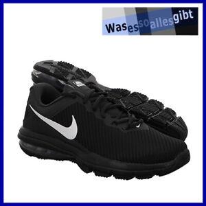 SCHNAPPCHEN-Nike-Air-Max-Full-Ride-TR-1-5-schw-weiss-Gr-42-5-FI-8438