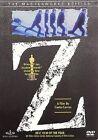 Z (DVD, 2002)