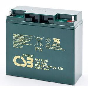 CSB-EVX-12170-Cyclic-Sealed-Lead-Acid-Battery-12V-17Ah-EVX12170-SLA