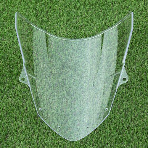 Transparent Windschilder Windschutz For Kawasaki Ninja ZX-10R 08-10 ZX-6R 09-14