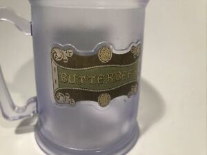 Universal Studios Harry Potter Butterbeer Plastic Souvenir Mug WIZARDING WORLD