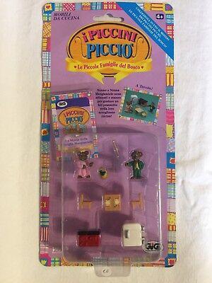 Amiable Piccini Piccio' MÖbel Kochen Gig New Puppen