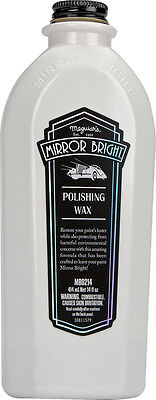 Meguiar's Meguiars Mirror Bright Polishing Wax MB0214 414ml