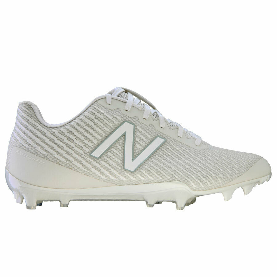 New Balance Women's Lacrosse Cleats White (WBURNXLW) Women's Size 12