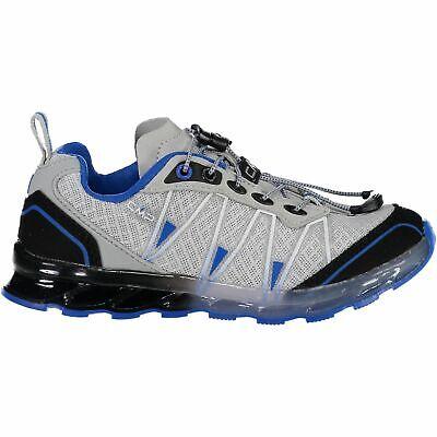 Utile Cmp Scarpe Da Corsa Scarpe Sportive Kids Altak Trail Shoes Grigio Chiaro Tinta Mesh-mostra Il Titolo Originale