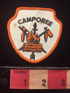 Vtg-CAMPOREE-BSA-Boy-Scout-Patch-69C3-ex