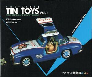 Giocattoli di latta - Nostalgic tin toys. The collection of the tin toy museum