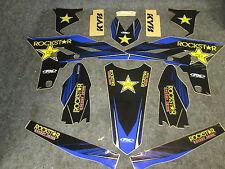 Yamaha YZF250 2010-2013 Fabbrica FX Rockstar Energy kit grafica GR1158