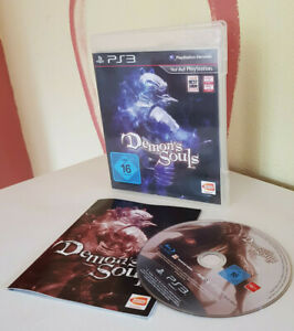 Demon-039-s-Souls-Sony-PlayStation-3-2010-Topzustand