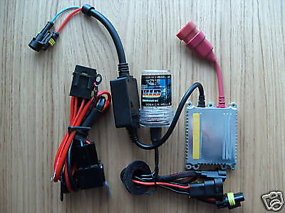 Led Headlight Honda CBR1000RR VFR800 V-Tec Dual H7 Kit Conversion Headlamp