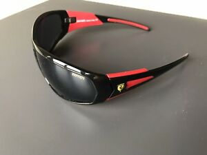 Vintage Ferrari Sunglasses Men Made In Italy 2008 Ebay