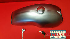 CAFE RACER BENELLI MOJAVE 260 360 FUEL TANK / PETROL TANK, CAP AND TAP WITH KEY