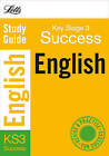 English: Study Guide by Letts Educational (Paperback, 2010)
