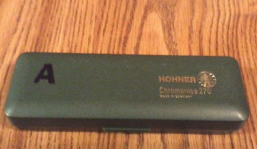 Hohner Super Chromonica 270 cromática cromática cromática en un 28fac2