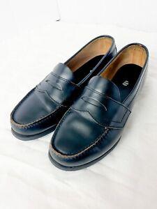 EASTLAND Size 10 Wide W Women's Classic Black Leather ...