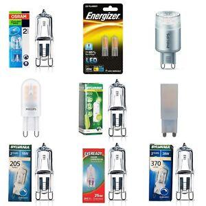 Ampoule-halogene-capsule-G9-halogene-LED-blanc-chaud-blanc-froid-1-9W-60W