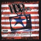 Only in Amerika [PA] by (hed) p.e. (CD, Feb-2005, Koch (USA))